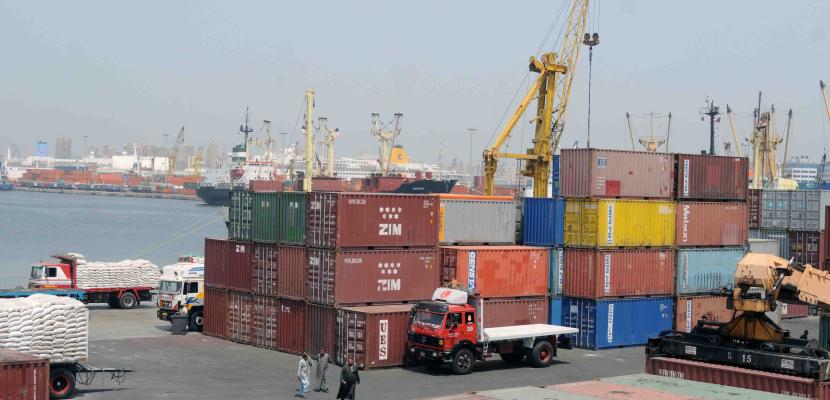 وصول 78 الف طن ذرة من اوكرانيا الي ميناء الاسكندرية