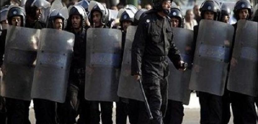 تعزيزات أمنية بمحيط ميدان النهضة بالجيزة وفتح طريق الجامعة