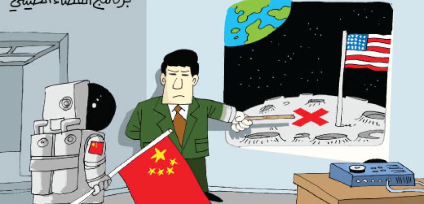 برنامج الفضاء الصيني