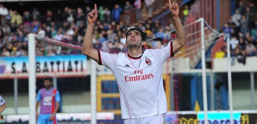 ميلان يهزم كاتانيا 3-1 بالدوري الإيطالي