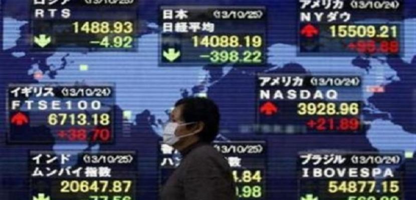 ارتفاع البورصة اليابانية بختام تعاملات اليوم
