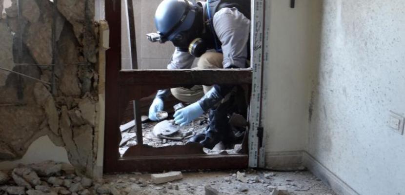 تجهيز سفينة أمريكية لتدمير بعض أسلحة سوريا الكيماوية