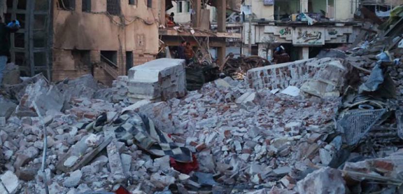 الصحة :4شهداء و76 مصابا حصيلة انفجار مديرية امن القاهرة