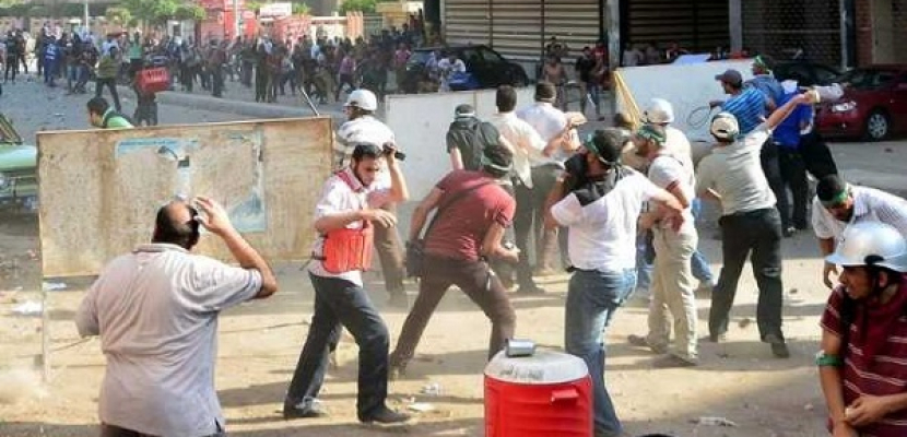 ارتفاع حالات الوفاة إلى 4 في اشتباكات بين الأهالى والإخوان ببنى سويف