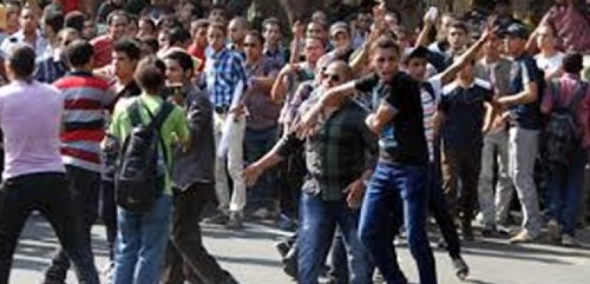 مصرع طالب بأزهر القاهرة في اشتباكات جامعة الإسكندرية بطلق ناري