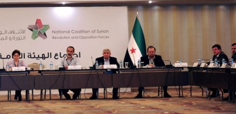 """الإئتلاف السوري يعلق مشاركته """"بجنيف 2"""" إحتجاجا على دعوة إيران"""