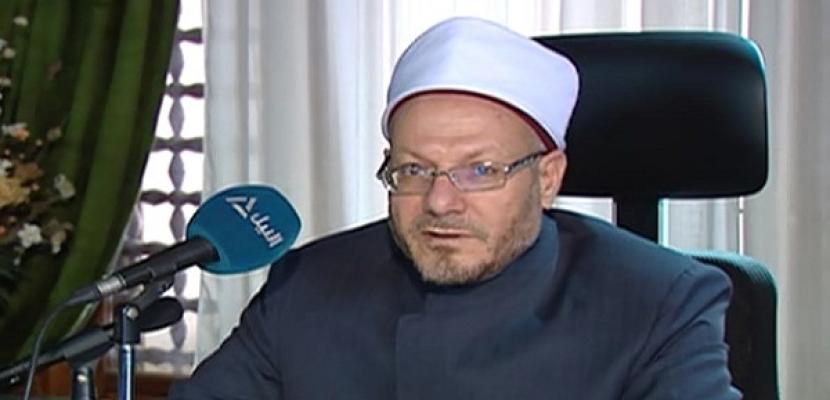 مفتي الجمهورية يستنكر العمليات الإرهابية.. ويؤكد: يد الإرهاب ستطول الجميع