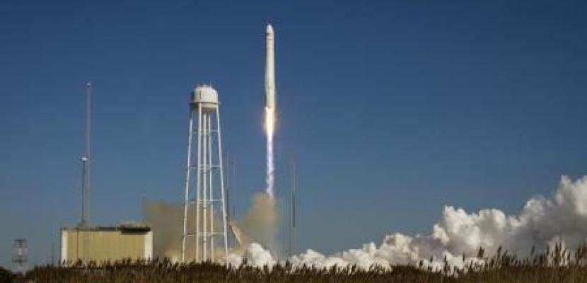 شركة اوربيتال ساينسيز تطلق مركبة شحن الى محطة الفضاء الدولية