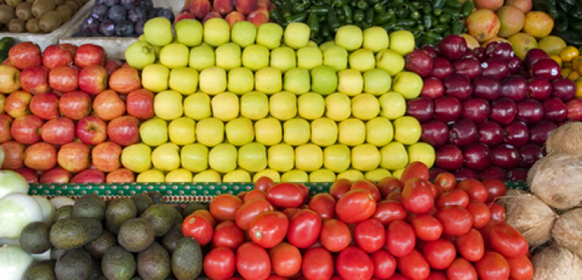"""""""التموين"""" تعلن الاسعار الاسترشادية للخضر والفاكهة خلال الاسبوع المقبل"""