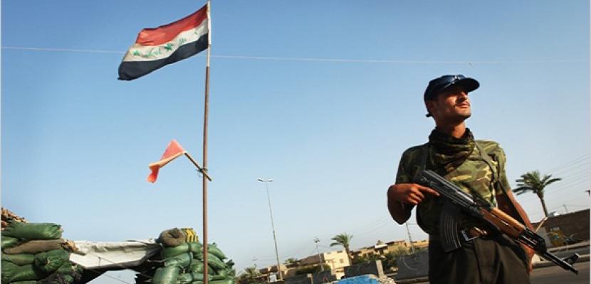 مقتل وإصابة 7 عناصر من الشرطة إثر تفجير انتحاري بالرمادي