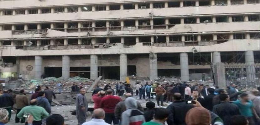جهاز أمنى ألقى القبض على المتورطين بتفجير مديرية أمن القاهرة