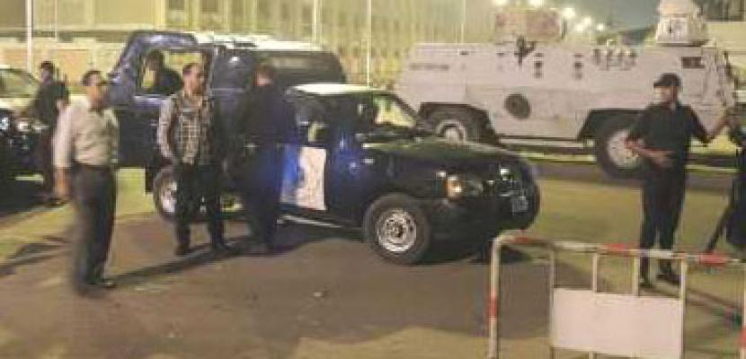 استشهاد 5 من رجال الشرطة فى بنى سويف