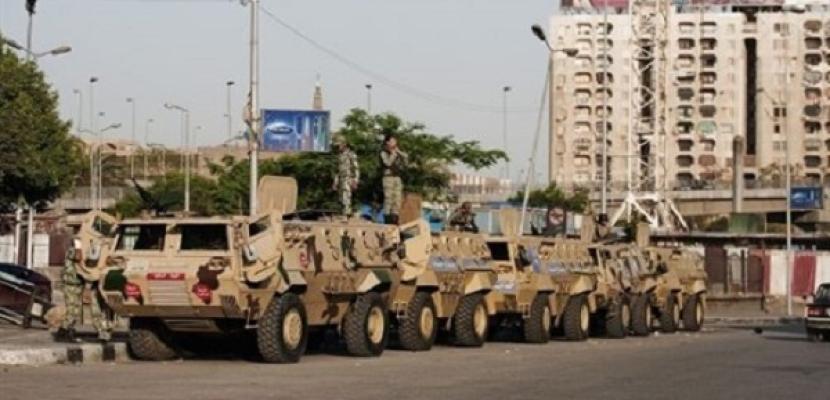 الأمن يغلق شارع الخليفة المأمون ومحيط وزارة الدفاع