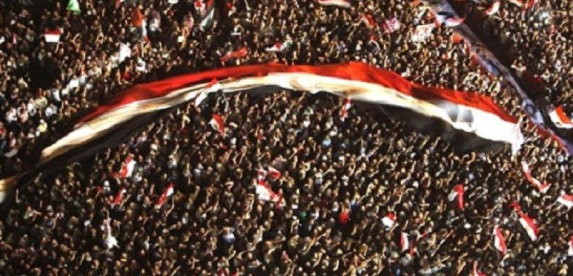 """""""30 يونيو"""" ثورة خالدة .. شعب عظيم .. قائد شجاع"""