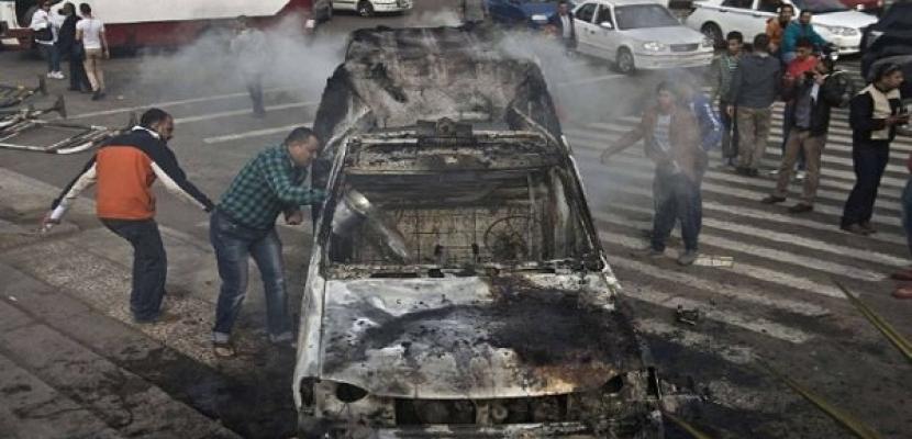 وزير الداخلية: سيارة نصف نقل وراء تفجير مديرية أمن القاهرة