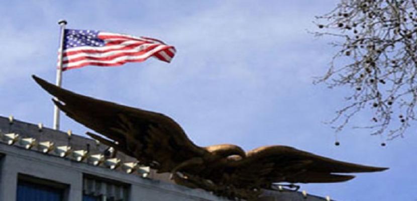 السفارة الأمريكية تطالب رعاياها برفع مستوى اليقظة قرب احتفالات ثورة يناير