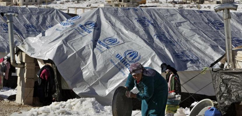الأمم المتحدة: 880 ألفا و63 لاجئا سوريا في لبنان
