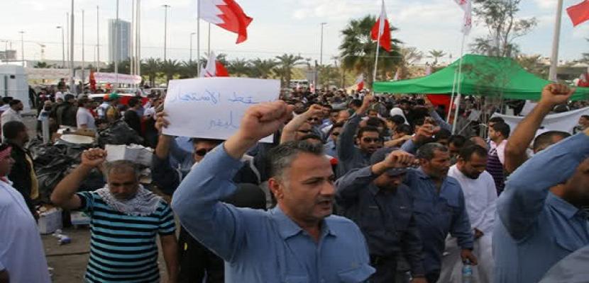 استمرار إضراب عمال السويس للنترات لليوم الثاني على التوالي