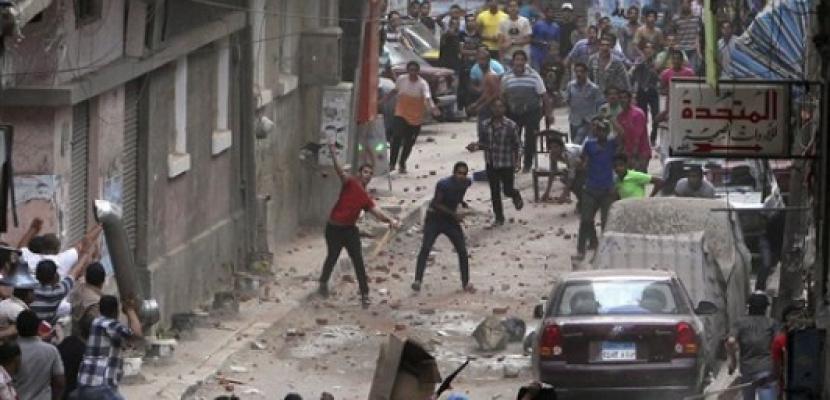 الحبس 5 سنوات وغرامة 100 ألف جنيه لـ 29 متهما في أحداث مسجد السلام