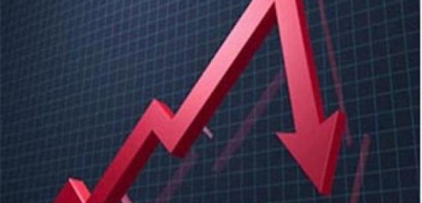 في ختام تعاملات اليوم البورصة  تخسر 2.2 مليار جنيه