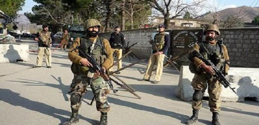مقتل 3 جنود و6 متمردين فى جنوب غرب باكستان