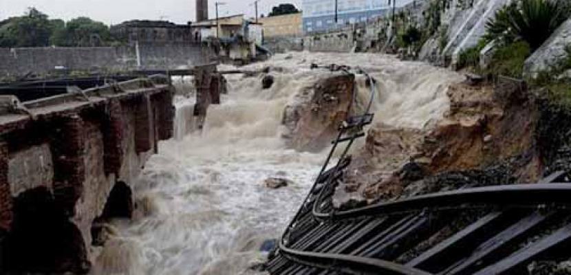 اليابان تحذر من احتمالية وقوع فيضانات  بسبب الأمطار الغزيرة