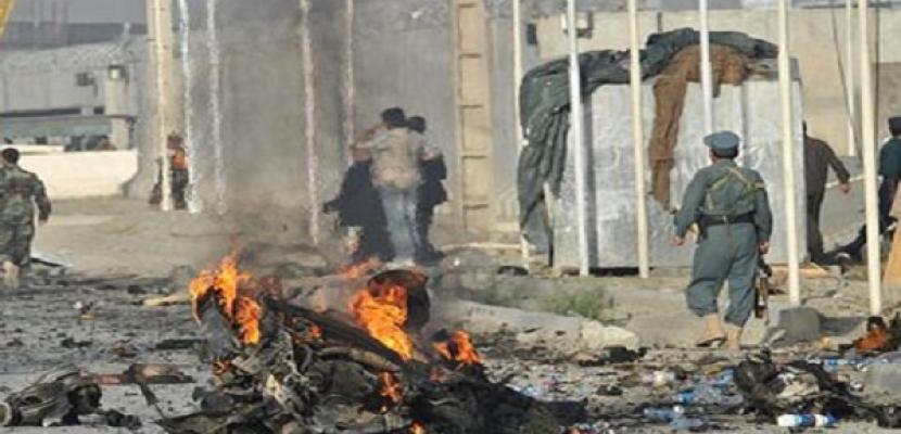 ثلاثة قتلى في عملية انتحارية ضد حافلة عسكرية في كابول
