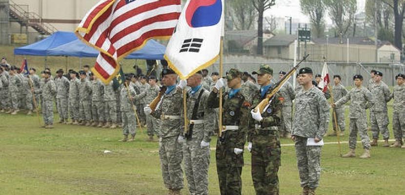 سول وواشنطن وطوكيو يجرون تدريبات عسكرية مشتركة
