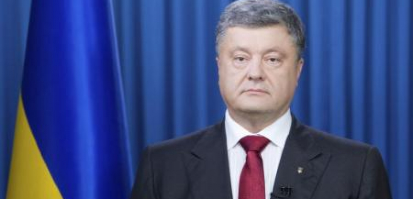 الرئيس الأوكراني يعين قائدا جديدا للعمليات ضد الإنفصاليين