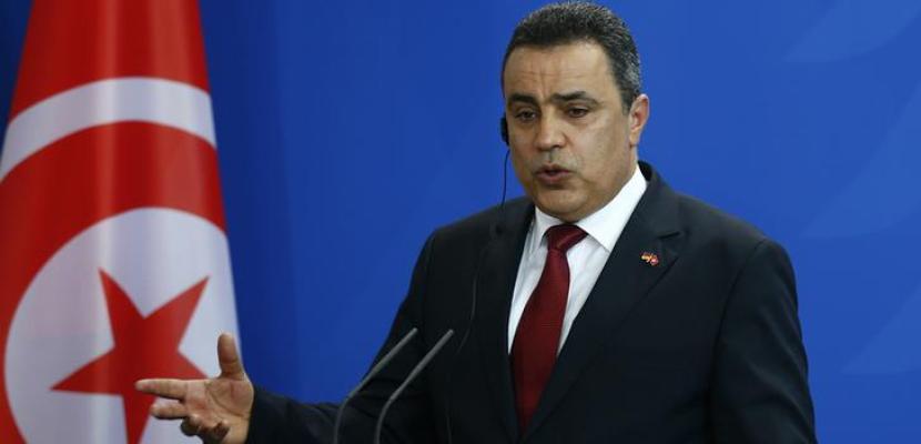 رئيس وزراء تونس لمحلب: إعفاء المصريين العابرين من ليبيا من رسوم التأشيرة