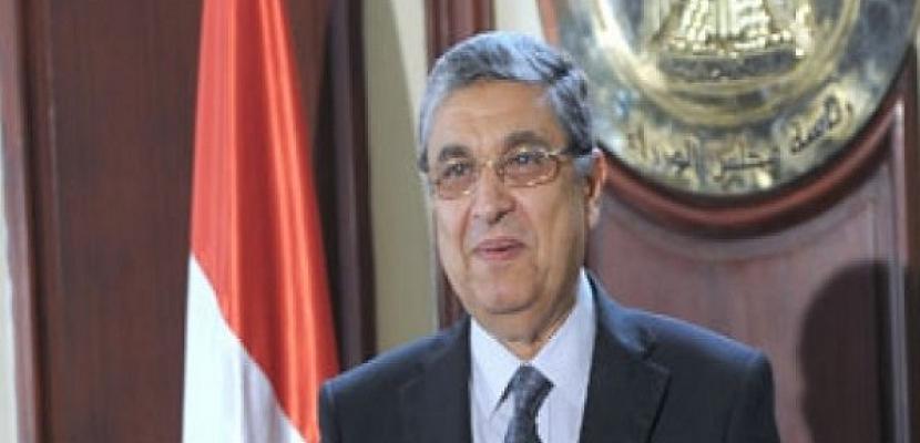 وزير الكهرباء: مشروعات الربط الكهربائي ستحول مصر لمحور عالمي