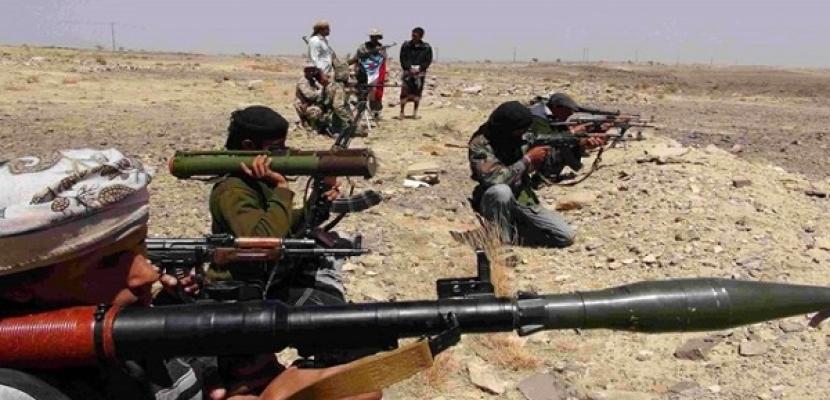 """الجيش اليمني يدين الهجوم على مأرب ويصفه بـ""""المجزرة"""""""