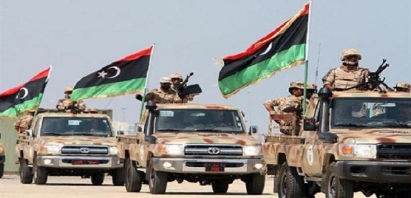 المسار الليبية : اشتباكات فى الهيرة وخسائر فادحة لميليشيات الوفاق