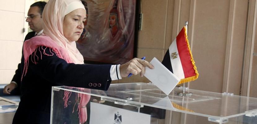 تواصل تصويت المصريين بالخارج فى جولة الاعادة بالمرحلة الاولى لليوم الثانى
