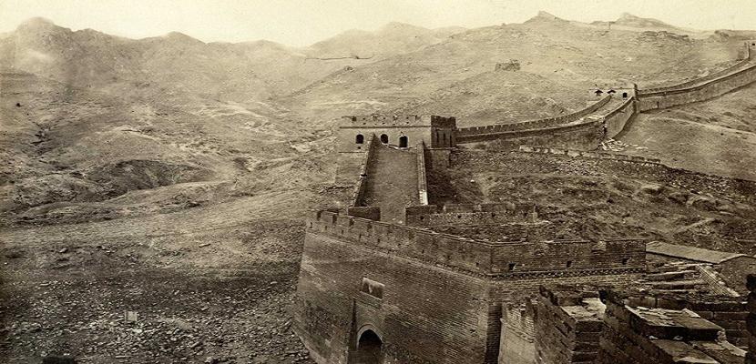 صور قديمة نادرة للعاصمة الصينية بكين