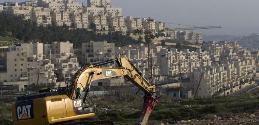 الوحدات الإستيطانية .. تلتهم مزيدا من أراضي القدس
