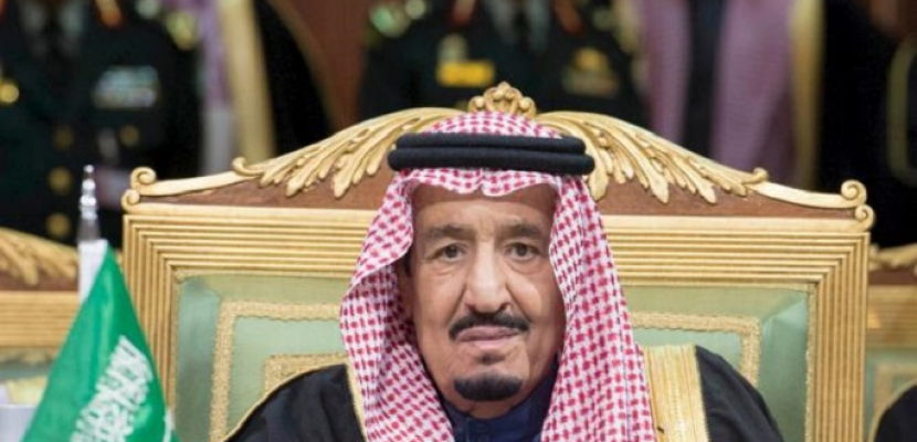 """الملك سلمان: الهجوم على """"أرامكو"""" عمل إجرامي يمثل تصعيدًا خطيرًا وتهديدًا لأمن المنطقة"""