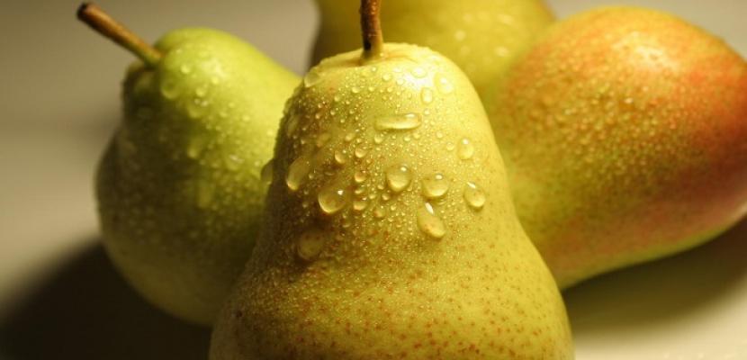 5 فوائد صحية لتناول الكمثرى.. تحمى من داء السكرى