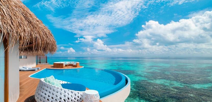 المالديف .. عالم من الجمال الساحر