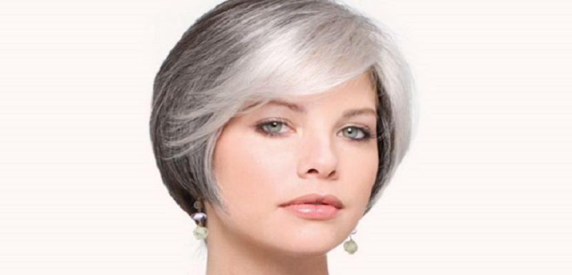 طريقة بسيطة للتخلص من الشعر الأبيض