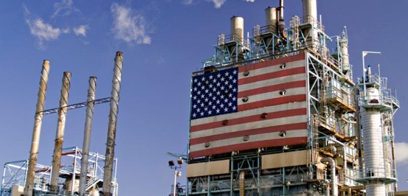 هبوط حاد في مخزونات النفط الأمريكية الأسبوع الماضي