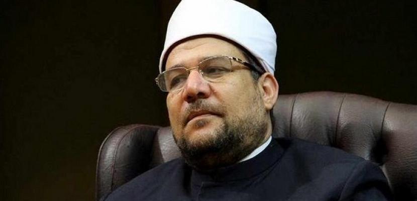 وزير الأوقاف: عائدات صكوك الأضاحي تخطت الـ100 مليون جنيه