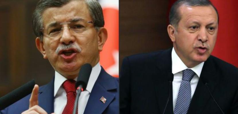 صراع سلطة في تركيا.. مصير داوود أوغلو على المحك