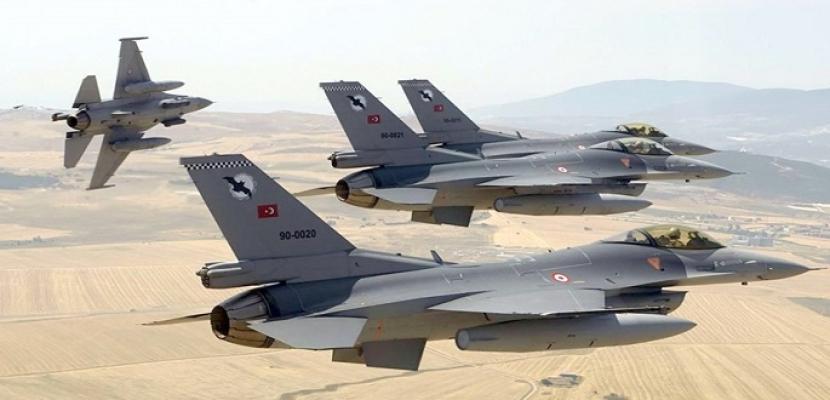 """العراق: الطائرات الحربية التركية تعاود غاراتها الجوية على قرى """"دهوك"""""""