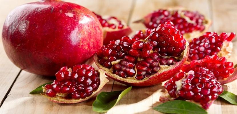 فوائد مذهلة للرمان على صحتك.. يحميك من أمراض القلب والسرطان