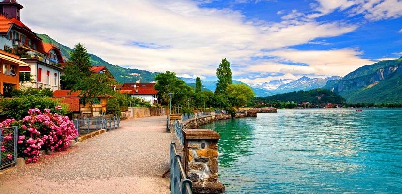 الجمال السويسري .. لوحات طبيعية مذهلة