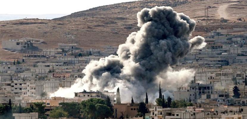 طيران مجهول ينفذ غارات جوية قرب قاعدة الوطية العسكرية غرب طرابلس