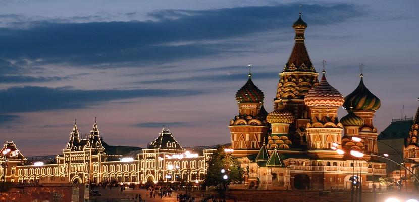 روسيا الجميلة .. ومبانيها التاريخية