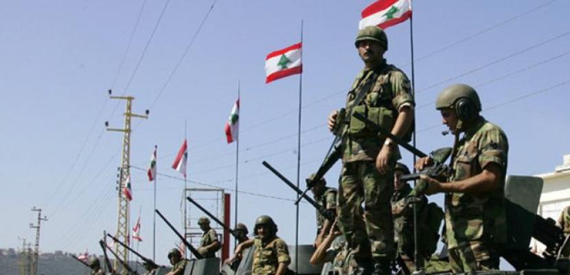 """الجيش اللبناني: نباشر التحقيقات في أسباب الانفجار ببلدة """"عين قانا"""""""