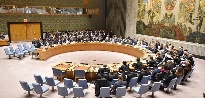 """مجلس الأمن يمدد ولاية بعثة الأمم المتحدة فى ليبيا """" اونسميل """" لمدة عام"""